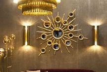 Interiors - Luxury & Glam Ideas