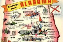 Travel - USA, Alabama / #alabama