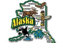 Travel - USA, Alaska / #alaska