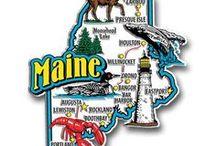 Travel - USA, Maine / #maine