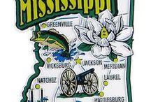 Travel - USA, Mississippi / #mississippi
