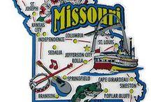 Travel - USA, Missouri / #missouri