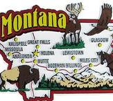 Travel - USA, Montana / #montana