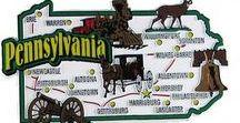 Travel - USA, Pennsylvania / #pennsylvania #usa