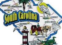 Travel - USA, South Carolina / #southcarolina