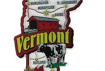Travel - USA, Vermont / #vermont