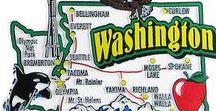Travel - USA, Washington State / #washington