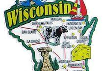 Travel - USA, Wisconsin / #wisconsin