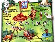 Travel - USA, Wyoming / #wyoming