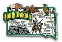 Travel - USA, South Dakota