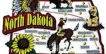 Travel - USA, North Dakota / #northdakota #usa