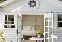 Outdoors - Green-, Garden-, & Pool-House Ideas