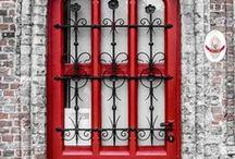 Outdoors - Gates, Doors & Entrance Ideas