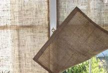 Interiors - Curtains & Shading Ideas / #curtain