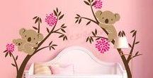 Interiors - Kidroom & Nursery Ideas