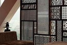 Interiors - Dividers & Screen Ideas