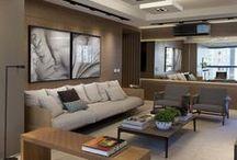 Interiors - Livingroom (Contemporary) / #livingroom