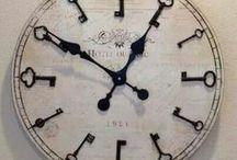 Interiors - Clocks & Timer Ideas / #clocks