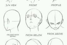 Hand Drawings - Human Anathomy / #anathomy