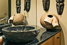 Interiors - African Inspired Ideas