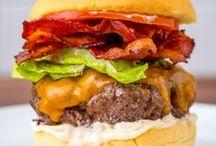 Foodporn - Burgers, Pizzas, Dogs & Co. / #burger #pizza #hotdog