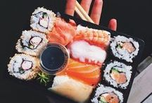 Foodporn - Fish & Seafood Dishes / #food #fish #prawn #shrimp #lobster #crab #oyster