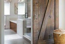 Interiors - Barn Home Ideas / #barns #barnhomes #interiors