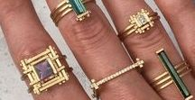 Fashion - Rings & Jewellery / #jewellery #rings #necklaces ##diamond #gold #silver