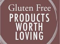 GF products worth loving / Gluten free products that are tried and true and fabulous! Most are even better than their gluten-filled counterparts.