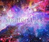 Space images / galaxy, nebula, planets, universe, solar system, outer space, science, technology