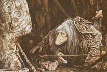 Art Brian Froud
