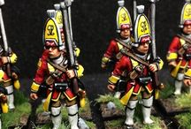 FM Muskets and Tomahawks / Miniatures Wargame French and Indian War