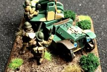 FM Flames of War / Miniatures Wargames WW2