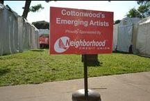 2016 Emerging Artists - Cottonwood Art Festival