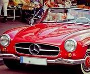 classic cars / The roar of a V8 or the class of an E Type. These are some of our favourites.