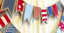 Boom,Sparkle,Pop-4th of July / Patriotic crafts and projects!