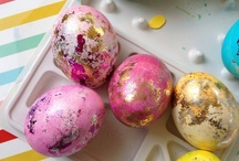 Spring Holiday Inspiration / Spring crafts and recipes to celebrate Easter, Passover, May Day, and Cinco de Mayo Celebrations