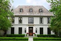 House Inspiration Thoughts / by Kathryn Rasnick