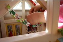 Dollhouse Inspiration / We are restoring a family heirloom dollhouse and need inspiration!