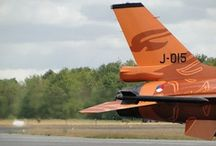 Dutch F16 Demo Team | Airplanes / F16's | jet fighters | planes