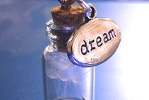 Message in a Bottle Charms / by Kim at eCrafty.com