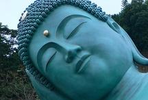 Buddhas / by Kim at eCrafty.com