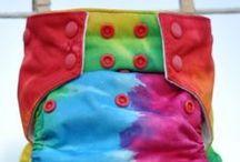 Cloth Diapering / by Amanda Boerst