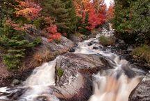 WATERFALLS / by Kathleen Kakutani