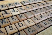 Scrabble Tile Crafts