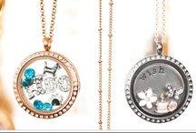 Libbys Living Lockets / Living Lockets are unique, custom designed Lockets that are filled with charms that tell the story of your Life. / by Libby Johnson Origami Owl ID