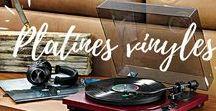 Platines Vinyle / Malgré l'apparition du CD puis des formats audio-numériques, le support disque vinyle est toujours vivace chez les audiophiles. La platine disque reste un élément essentiel d'une authentique installation haute-fidélité, pour peu qu'elle soit équipée d'une cellule de qualité, et d'un préampli Phono si nécessaire. Sur cette page, effectuez un comparatif parmi les meilleures platines Vinyle automatiques ou manuelles.