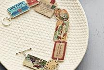 DIY Bracelets / by Kim at eCrafty.com