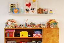 Kids Rooms: Vintage Retro