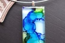 Inked Glass
